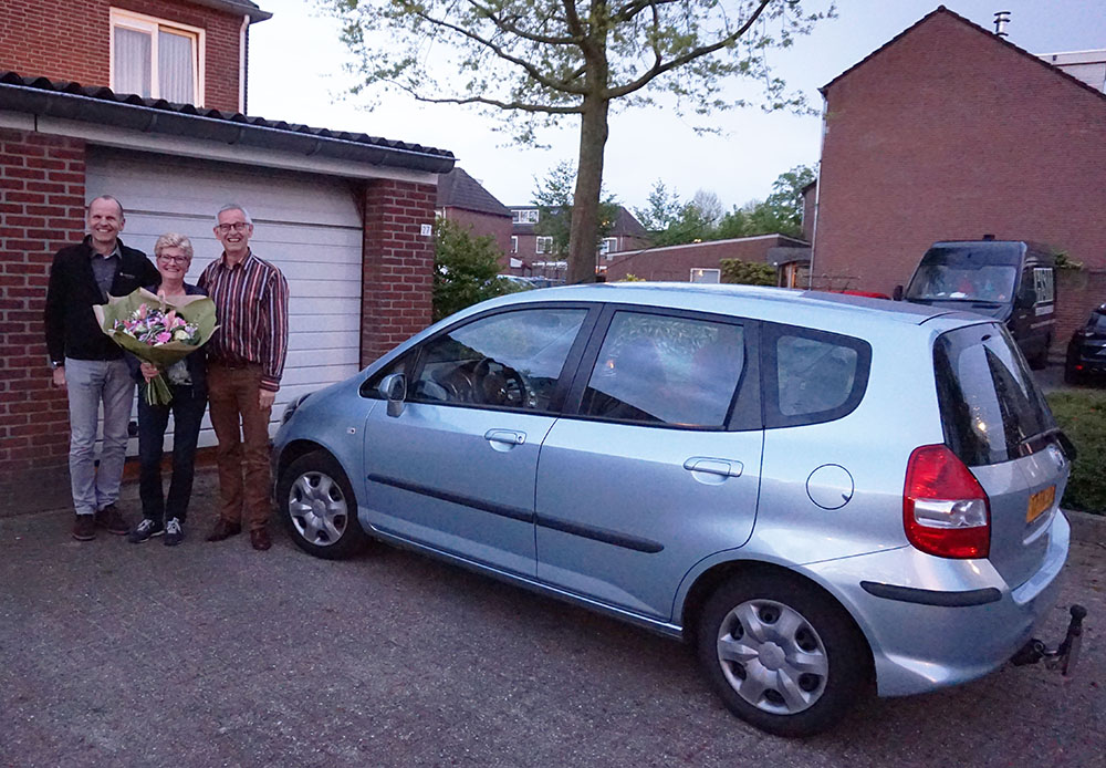 Harry en Beppie Vonk uit Veghel itemprop=